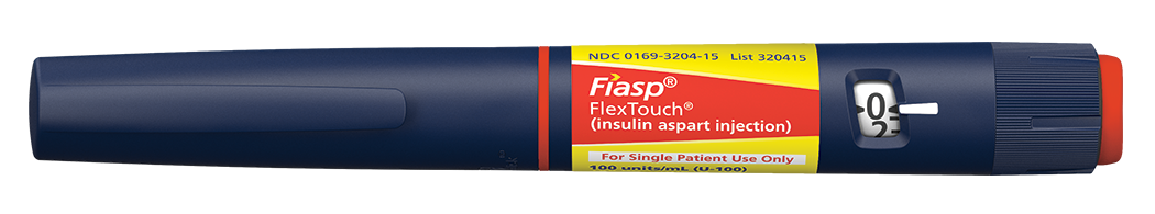 Fiasp® FlexTouch® insulin pen