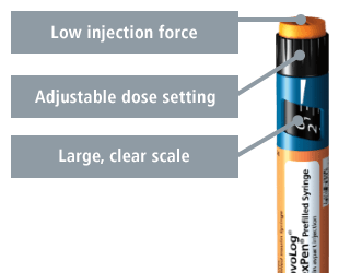 NovoLog® Insulin Pen Options | NovoLog® (insulin aspart injection