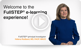 e-learning self guided interactive program explaining patient titrated stepwise approach in the FULLSTEP study